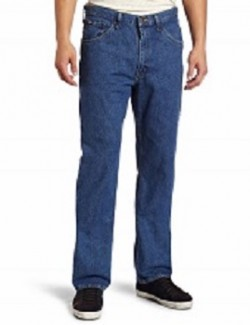 Velcro Fly Men's Jeans